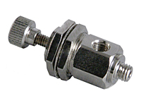 10-32 MALE MINI NEEDLE VALVE