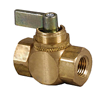 700 SERIES TWO-WAY BALL VALVE